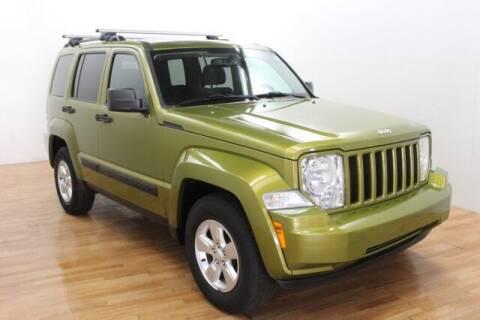 2012 Jeep Liberty for sale at Paris Motors Inc in Grand Rapids MI