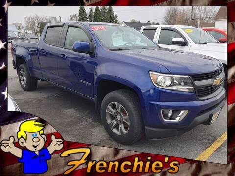 2015 Chevrolet Colorado for sale at Frenchie's Chevrolet and Selects in Massena NY