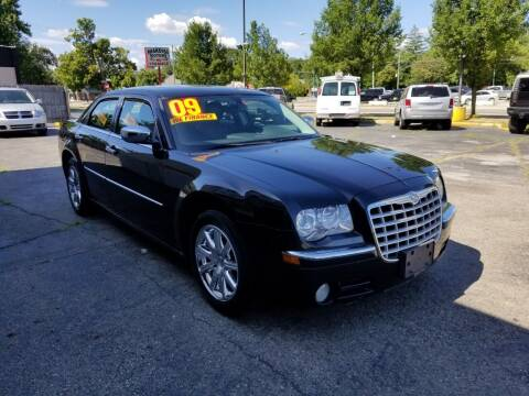 2009 Chrysler 300 for sale at New Clinton Auto Sales in Clinton Township MI