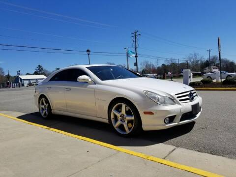 2006 Mercedes-Benz CLS for sale at RVA Automotive Group in North Chesterfield VA
