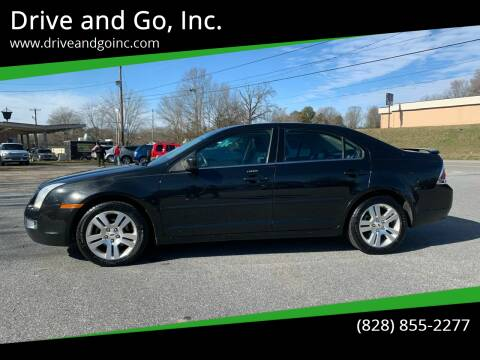2009 Ford Fusion for sale at Drive and Go, Inc. in Hickory NC