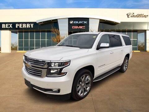 2016 Chevrolet Suburban for sale at AutoJacksTX.com in Nacogdoches TX