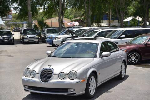 2004 Jaguar S-Type for sale at Motor Car Concepts II - Apopka Location in Apopka FL