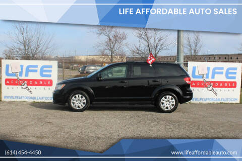 2017 Dodge Journey for sale at LIFE AFFORDABLE AUTO SALES in Columbus OH