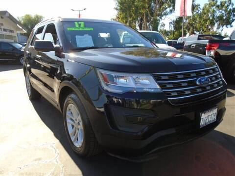2017 Ford Explorer for sale at Centre City Motors in Escondido CA