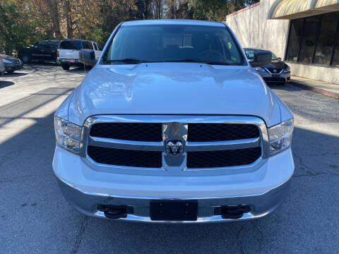 2017 RAM Ram Pickup 1500 for sale at J Franklin Auto Sales in Macon GA