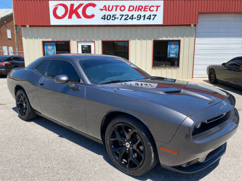 2018 Dodge Challenger for sale at OKC Auto Direct in Oklahoma City OK