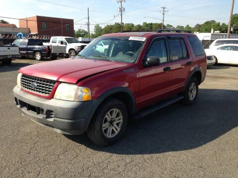 2003 Ford Explorer for sale at ASAP Car Parts in Charlotte NC