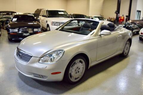 2002 Lexus SC 430 for sale at Motorgroup LLC in Scottsdale AZ