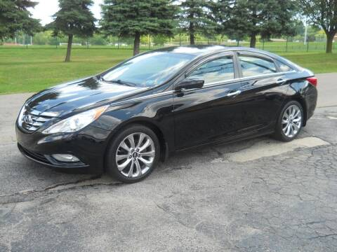 2011 Hyundai Sonata for sale at Hern Motors - 111 Hubbard Youngstown Rd Lot in Hubbard OH