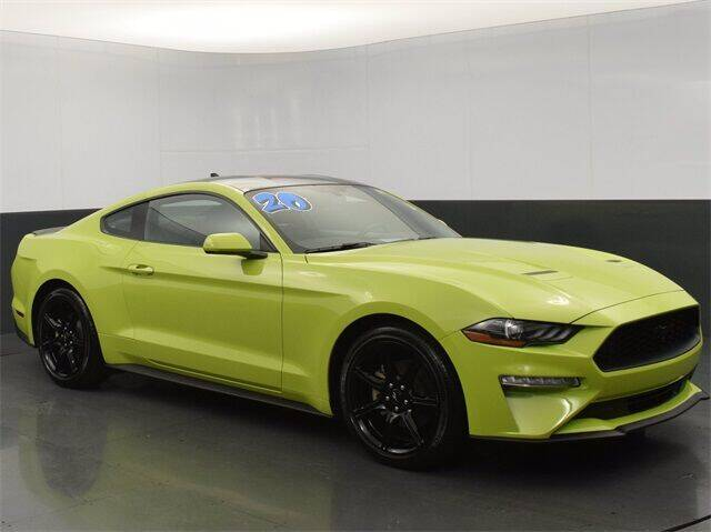 2020 Ford Mustang for sale at Tim Short Auto Mall in Corbin KY