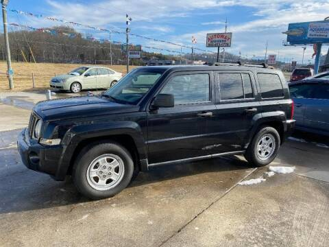 2008 Jeep Patriot for sale at Autoway Auto Center in Sevierville TN