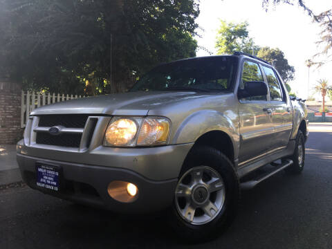 2003 Ford Explorer Sport Trac for sale at Valley Coach Co Sales & Lsng in Van Nuys CA