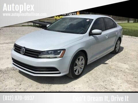 2017 Volkswagen Jetta for sale at Autoplex in Sullivan IN