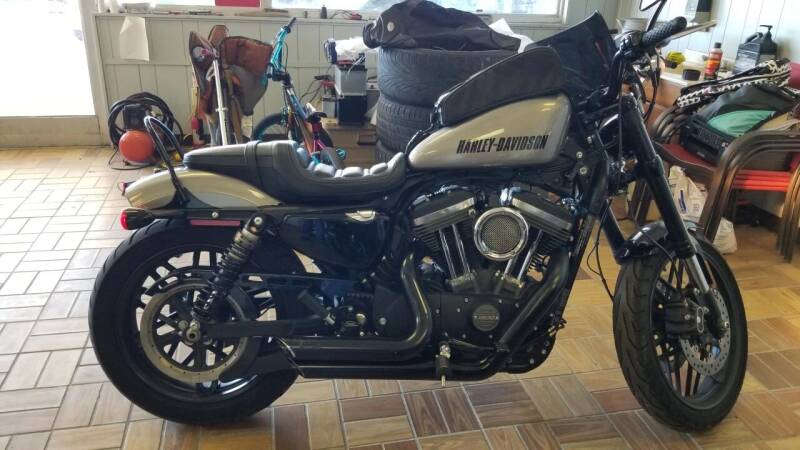 2017 Harley-Davidson XL1200CX Roadster for sale at Performance Autoworks LLC in Havelock NC
