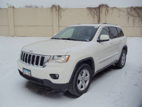 2011 Jeep Grand Cherokee for sale at Metro Motor Sales in Minneapolis MN