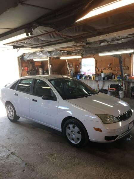 2006 Ford Focus for sale at Lavictoire Auto Sales in West Rutland VT