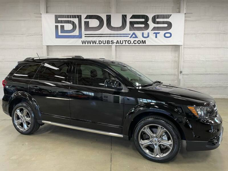 2018 Dodge Journey for sale at DUBS AUTO LLC in Clearfield UT