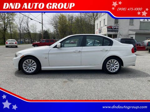 2009 BMW 3 Series for sale at DND AUTO GROUP in Belvidere NJ