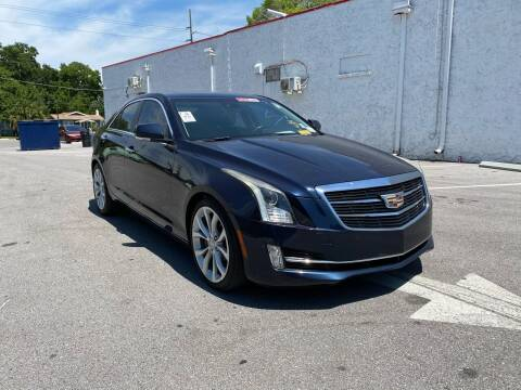 2015 Cadillac ATS for sale at Consumer Auto Credit in Tampa FL