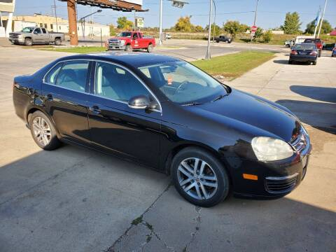 2005 Volkswagen Jetta for sale at GOOD NEWS AUTO SALES in Fargo ND