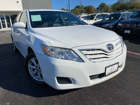 2011 Toyota Camry for sale at KAYALAR MOTORS in Houston TX