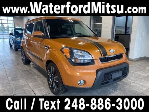 2010 Kia Soul for sale at Lasco of Waterford in Waterford MI