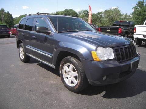 2009 Jeep Grand Cherokee for sale at 1-2-3 AUTO SALES, LLC in Branchville NJ