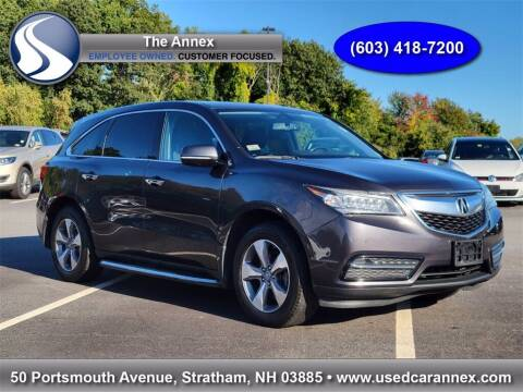 2014 Acura MDX for sale at The Annex in Stratham NH