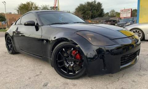 2004 Nissan 350Z for sale at Friendly Auto Sales in Pasadena TX