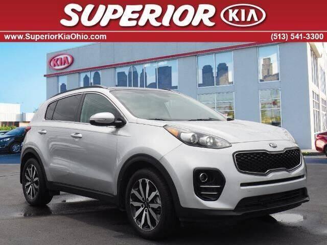 2019 Kia Sportage for sale in Cincinnati, OH