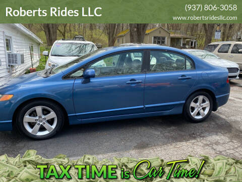 2008 Honda Civic for sale at Roberts Rides LLC in Franklin OH