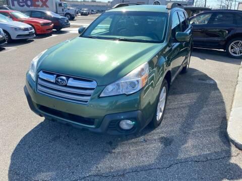 2013 Subaru Outback for sale at MAGIC AUTO SALES - Magic Auto Prestige in South Hackensack NJ