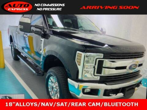2019 Ford F-250 Super Duty for sale at Auto Express in Lafayette IN