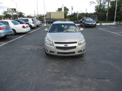 2009 Chevrolet Malibu for sale at Highway Auto Sales in Detroit MI