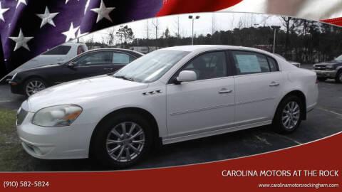 2011 Buick Lucerne for sale at Carolina Motors at the Rock - Carolina Motors-Thomasville in Thomasville NC