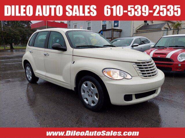 2007 Chrysler PT Cruiser for sale at Dileo Auto Sales in Norristown PA