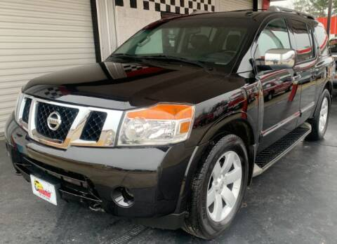 2013 Nissan Armada for sale at Tiny Mite Auto Sales in Ocean Springs MS