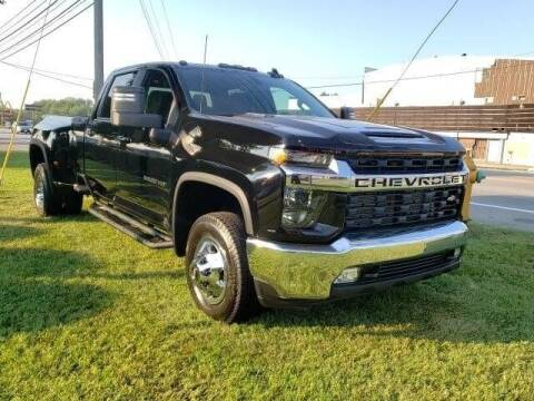 2021 Chevrolet Silverado 3500HD for sale at Smart Chevrolet in Madison NC