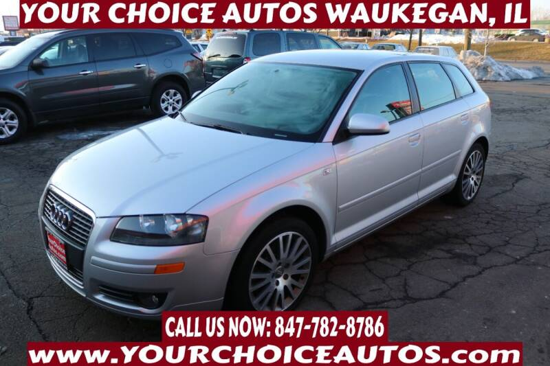 2008 Audi A3 for sale at Your Choice Autos - Waukegan in Waukegan IL