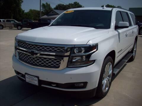 2019 Chevrolet Suburban for sale at Nemaha Valley Motors in Seneca KS