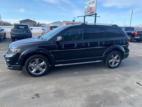 2016 Dodge Journey for sale at Hill Motors in Ortonville MN