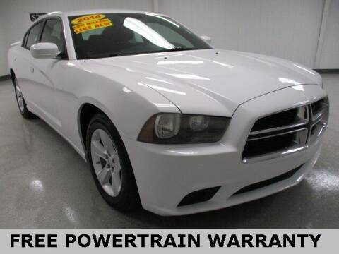 2014 Dodge Charger for sale at Sports & Luxury Auto in Blue Springs MO