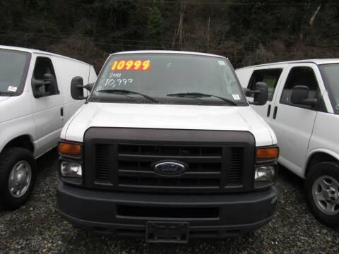 2011 Ford E-Series Cargo for sale at Royal Auto Sales, LLC in Algona WA