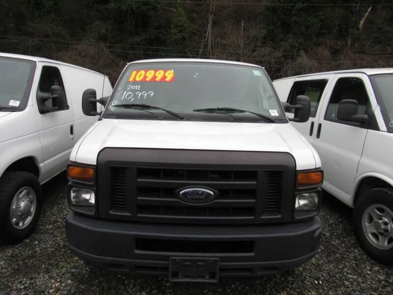 2011 Ford E-Series Cargo for sale at Royal Auto Sales, LLC in Algona WA