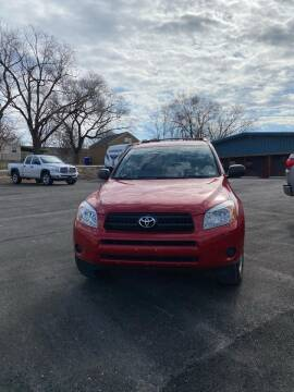 2008 Toyota RAV4 for sale at MJ'S Sales in Foristell MO