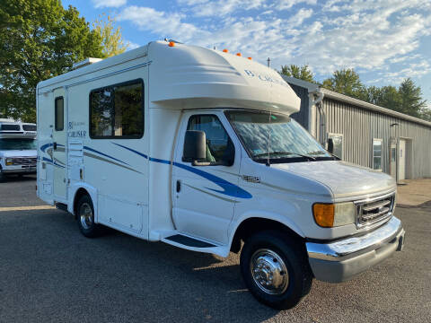 2003 Ford E350 BT Cruiser 220 by Gulf Stream for sale at D & L Auto Sales in Wayland MI