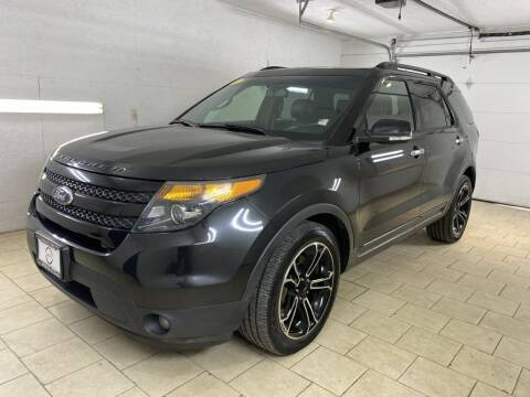 2014 Ford Explorer for sale at 4 Friends Auto Sales LLC in Indianapolis IN
