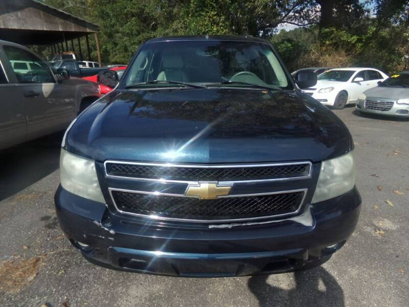 2007 Chevrolet Tahoe for sale at Alabama Auto Sales in Semmes AL