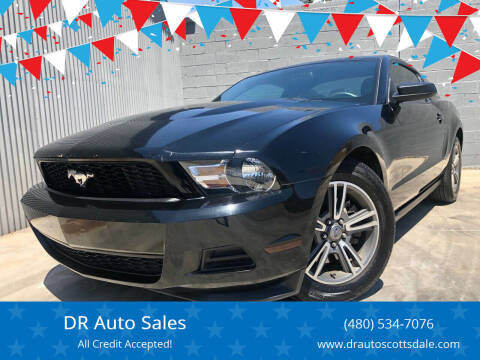 2012 Ford Mustang for sale at DR Auto Sales in Scottsdale AZ